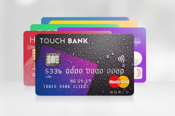 Дизайн MasterCard