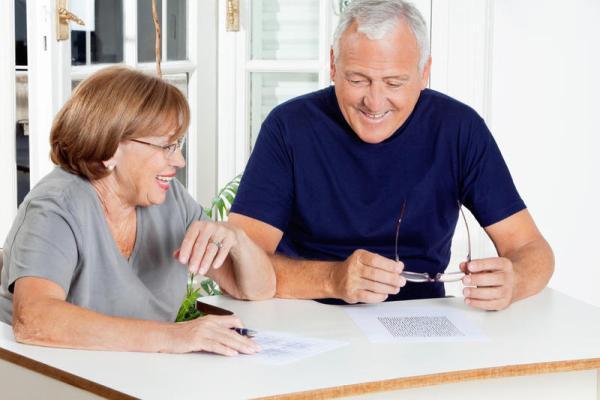 Условия оформления для пенсионеров