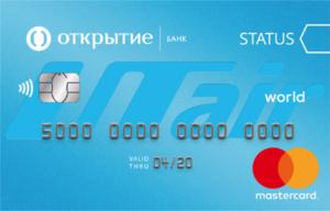 Utair банк Открытие
