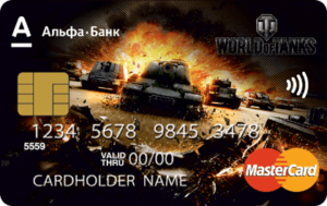 World of Tanks альфа-банк