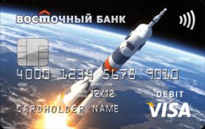 карта №1 восточный банк