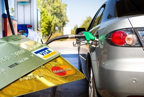 Кредитные карты с кэшбэком на АЗС
