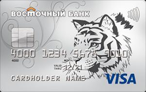 кредитка восточного банка
