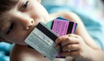 Детские дебетовые карты