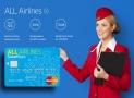 Основные преимущества кредитной карты Тинькофф All Airlines